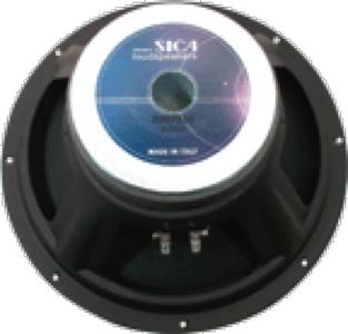 SICA 12Inch Ceramic Bass Speaker Classic Series