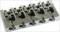 Bridge Hipshot Type A 5 String .750 Brass Chrome