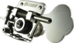 Key Hipshot BT2 Bass Xtender Key Chrome