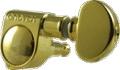 Tuner Machine Head Grover Med Tuner 6 Line 18:1 Gold
