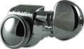 Tuner Machine Head Grover Mini Roto Grip Lock 6 Line 18:1 Chrome