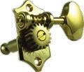 Tuner Machine Head Grover Sta-Tite 3 Side 18:1 97 Vert Gold