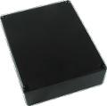 Chassis Box Diecast Aluminum Black
