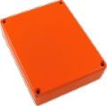 Chassis Box Diecast Aluminum Orange