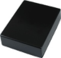 Chassis Box 110mm x 58mm x 30mm Black