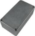 Box Hammond Unpainted Aluminum 4.77 Inch x 2.6 Inch x 1.39 Inch Depth