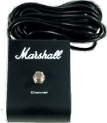 Footswitch Box Genuine Marshall 1 Button
