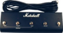 Footswitch Box Genuine Marshall 5 Button