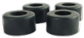 Feet Rubber Peavey 1-1 4 Inch package of 4