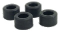 Feet Rubber Peavey Small package of 4