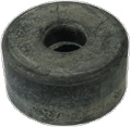 Foot Rubber 1.5 Inch x .75 Inch with Metal Washer
