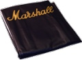 Amp Cover Genuine Marshall Fits Straight 4x12 Cabinets