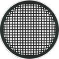 Speaker Grill 12 Inch Flat Black