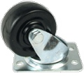 Caster Wheel 2 Inch 4 Screw Mount