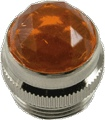 Indicator Lamp Jewel Replacement for Fender Amber