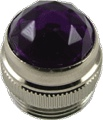Indicator Lamp Jewel Replacement for Fender Violet