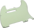 Pickguard Original Fender American Tele 8-Hole Mint Green
