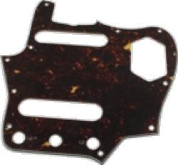 Pickguard Original Fender Jaguar Tortoise Shell