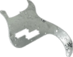 Pickguard Shield Original Fender for 62 P-Bass