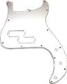 Pickguard P-Bass 3-Ply White Black White
