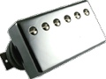 Pickup Gibson 498T InchHot AlNiCo Inch Bridge Chrome
