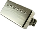 Pickup Gibson 57 Classic Nickel Cover