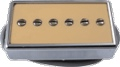 Pickup Gibson P-94R Humbucker Size P-90 Cream with Chrome Neck
