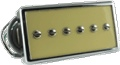 Pickup Gibson P-94T Humbucker Size P-90 Cream with Chrome Bridge
