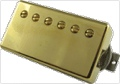 Pickup Gibson Burstbucker Pro AlNiCo 5 Humbucker Gold Cover Neck