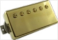 Pickup Gibson Burstbucker Pro AlNiCo 5 Humbucker Gold Cover Bridg