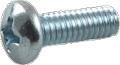 Screw Machine Phillips Pan Head 8 32 x 1 2 Inch Zinc package of 5