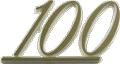 Logo Genuine Marshall Gold Lettering 100