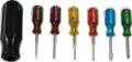 Screwdriver Set Xcelite Mini 6 pieces
